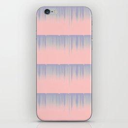 Drip Stripe iPhone Skin