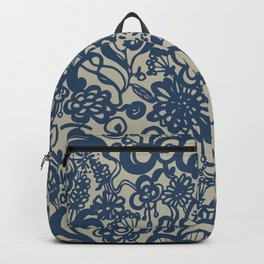 Vintage Ceramics Backpack