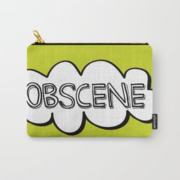 Obscene Carry-All Pouch