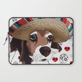 Cinco de Beagle Laptop Sleeve