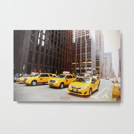New York 13 Metal Print