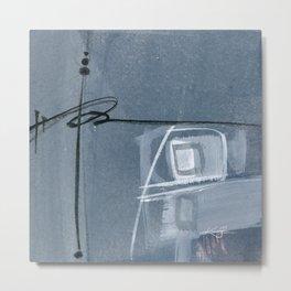 Abstraction 16 No. 6 by Kathy Morton Stanion Metal Print