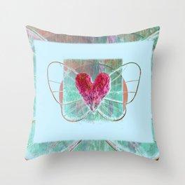 Elysium 2w by Kathy Morton Stanion Throw Pillow