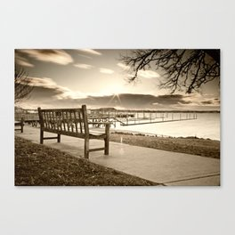 Dreaming the Day Canvas Print