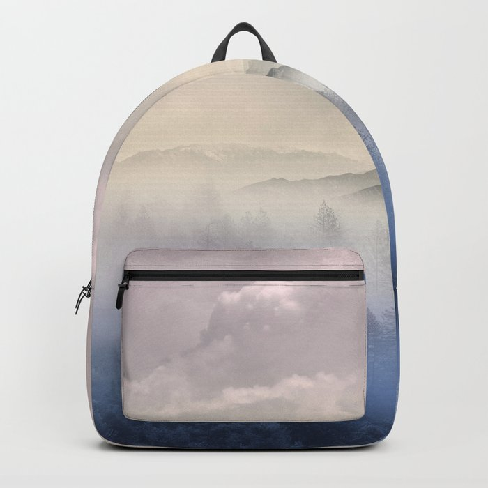 Pastel vibes 56 Backpack
