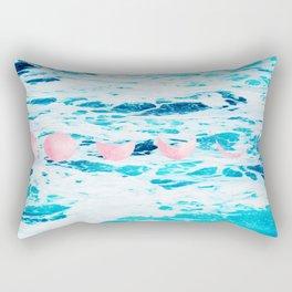 Beach Baby, Moon Baby Rectangular Pillow
