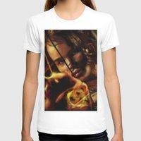 katniss T-shirts featuring Katniss by tgronberg
