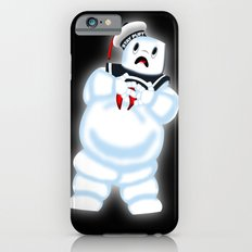 Scared Mr. Stay Puft iPhone 6s Slim Case