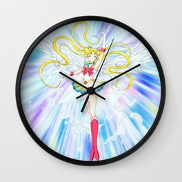 super sailor moon manga ver. Wall Clock
