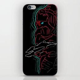 Mass Effect: The Mercenary iPhone Skin