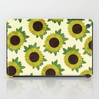 lindsay lohan iPad Cases featuring Lindsay by Karla McNally