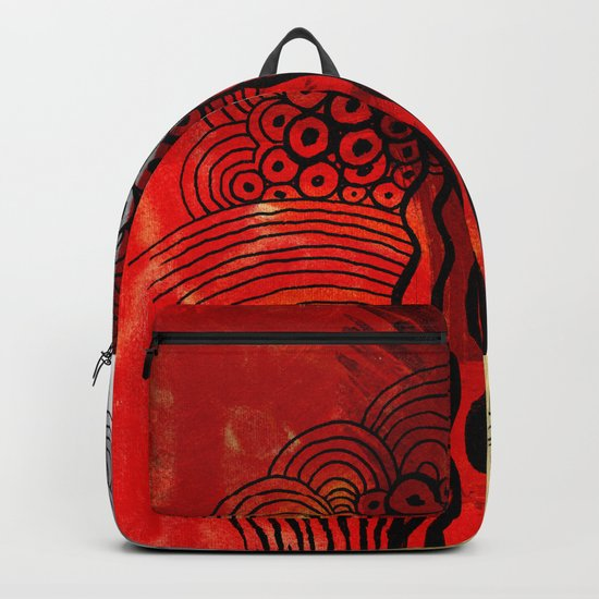 After the burn Backpack