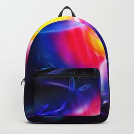 Abstract Perfection - Space Backpack