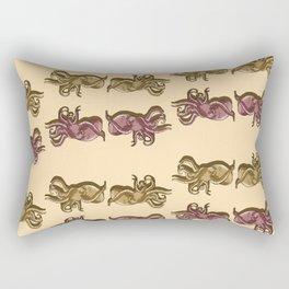 Octopi Rectangular Pillow
