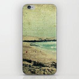 SURF #2 iPhone Skin