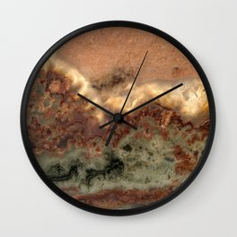Idaho Gem Stone 28 Wall Clock