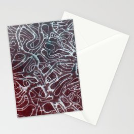 Networks Stationery Cards