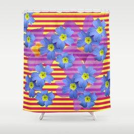 Spring Sprung Shower Curtain