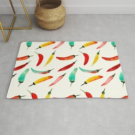 Hot chili peppers Rug