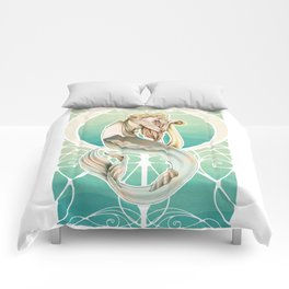 SIRENE :: MERMAIDS Comforters
