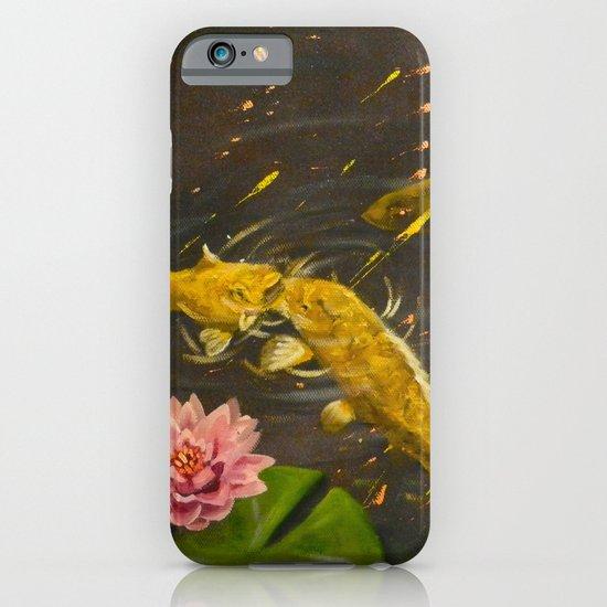 Kissing Koi iPhone & iPod Case