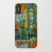 starbucks iPhone & iPod Cases featuring Starbucks by Jenny Chatterton