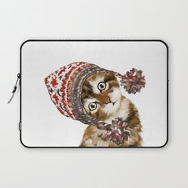 Baby Cat with the Hat Laptop Sleeve