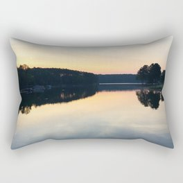 View From the Course Rectangular Pillow