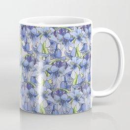 blooming bluebells Coffee Mug