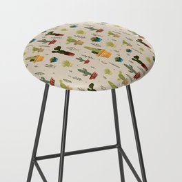 Cactus Bar Stool