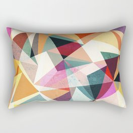 Be like you are No. 2 Rectangular Pillow
