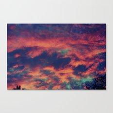 Playful Daydream Canvas Print