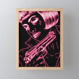 Malorie Framed Mini Art Print