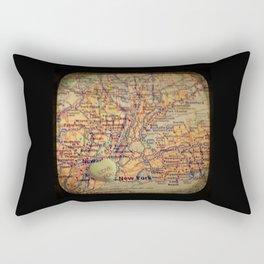 Love You New York Rectangular Pillow