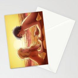 Daughter Wisdom's Merman Stationery Cards