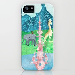 Bosch, The Garden of Earthly Delights iPhone Case