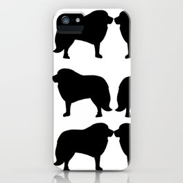 Great Pyrenees: Shadows iPhone Case