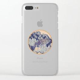 Hawkfish Clear iPhone Case