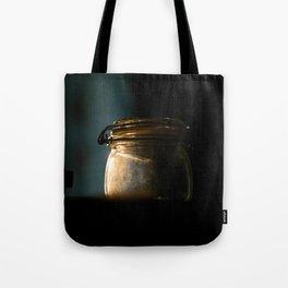 Sun in a jar Tote Bag