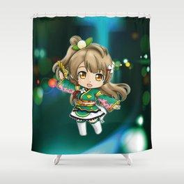 Kotori - Angelic Angel chibi edit. Shower Curtain