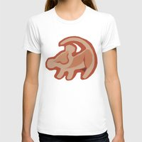 simba T-shirts featuring Simba / Lion King by tshirtsz