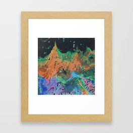RADRCAST Framed Art Print