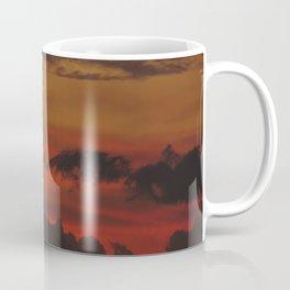 A Sky On Fire - 2 Coffee Mug