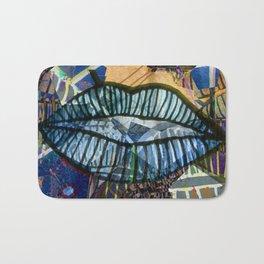 Lips Bath Mat