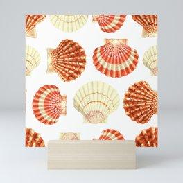 Color Marine Pattern 03 Mini Art Print