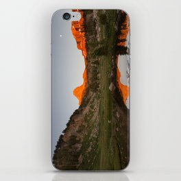 Alpenglow iPhone Skin