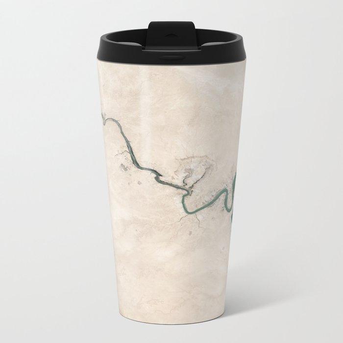 Trace nature Metal Travel Mug