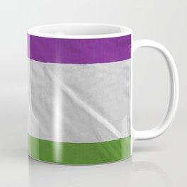 SUFFRAGETTE FLAG Coffee Mug