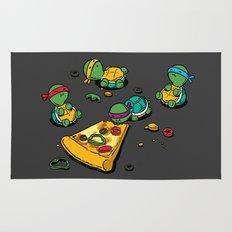 Pizza Lover Rug