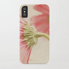 Gardening iPhone X Slim Case